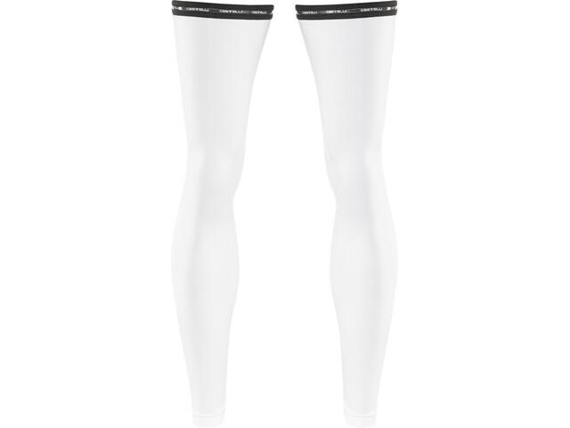 Castelli UPF 50+ Varmere hvid (2019)   Warmers